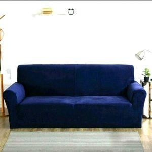 Slip on sofa cover